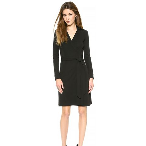 New Jeanne Two Wrap Dress