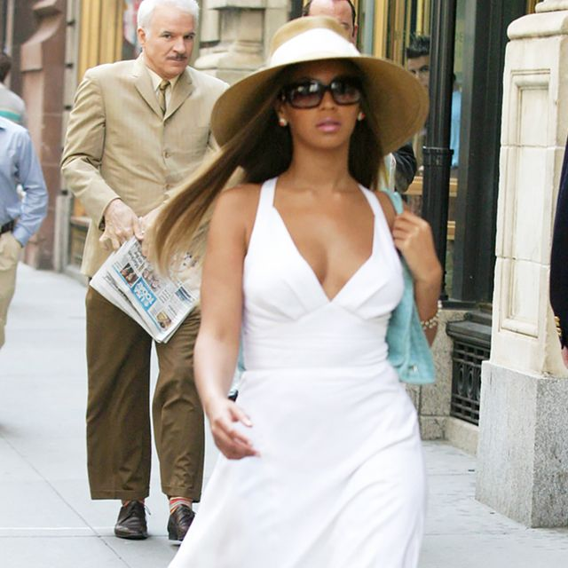 #TBT: Beyonce's Perfect End-Of-Summer Look