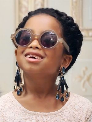 Adorable! Watch Little Girls Pronounce Designer Names