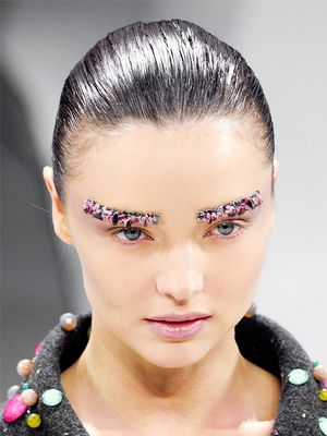 #TBT: 11 Jaw-Dropping Fashion Week Beauty Looks We'll Never Forget