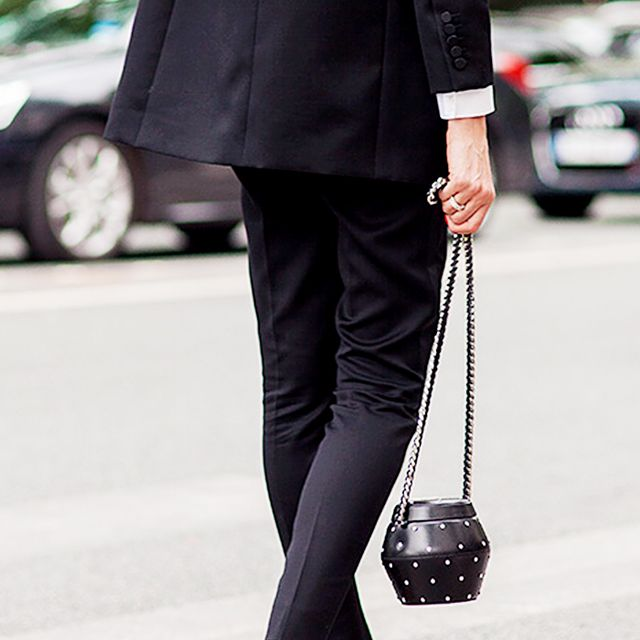 9 of the Most Stylish Black Trousers for Fall