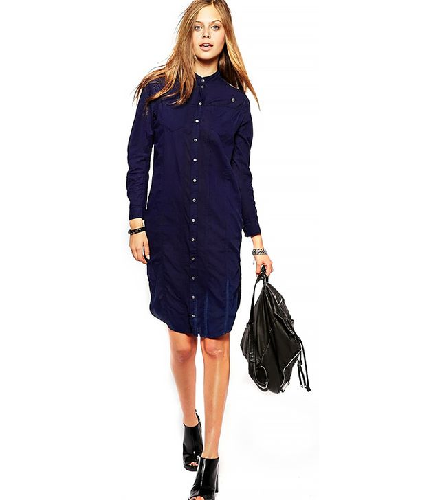G-Star Shirt Dress