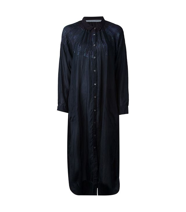 Raquel Allegra Long Shirt Dress