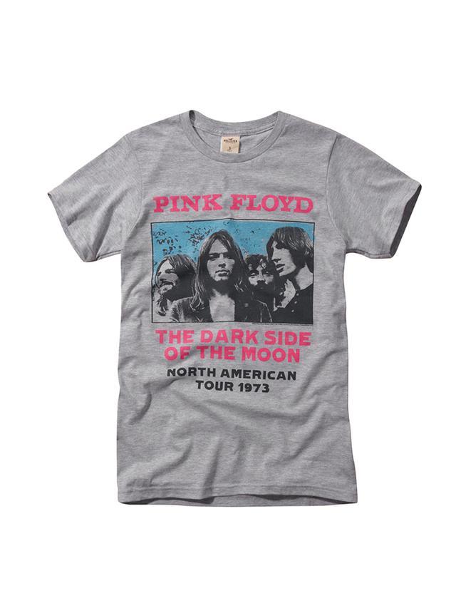 Hollister Pink Floyd T-Shirt