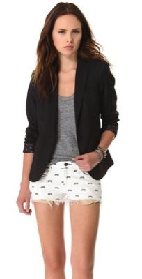 Maison Scotch Maison Scotch Basic Fitted Blazer