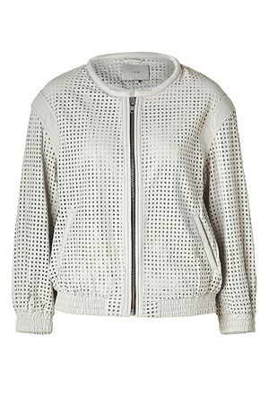 IRO  IRO Perforated Leather Biker Jacket