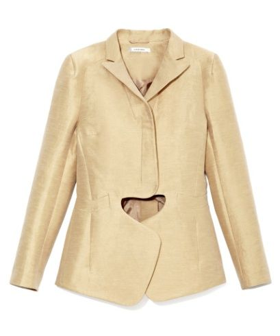 Carven Cotton Faille Jacket
