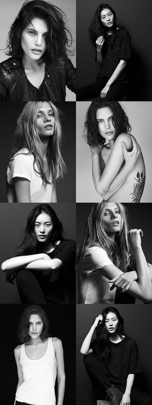 Model Portraits   Dario Catellani
