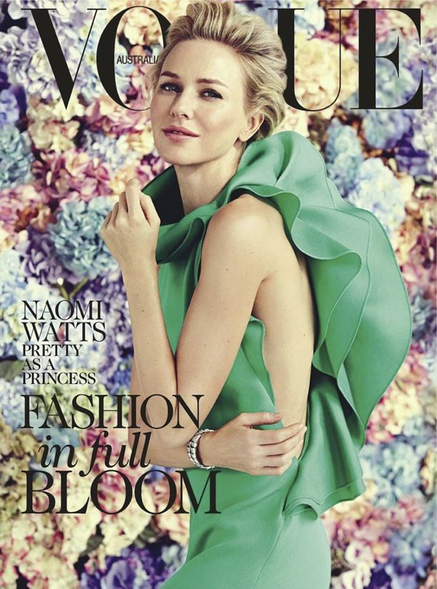 Naomi Watts | Vogue Australia | February 2013