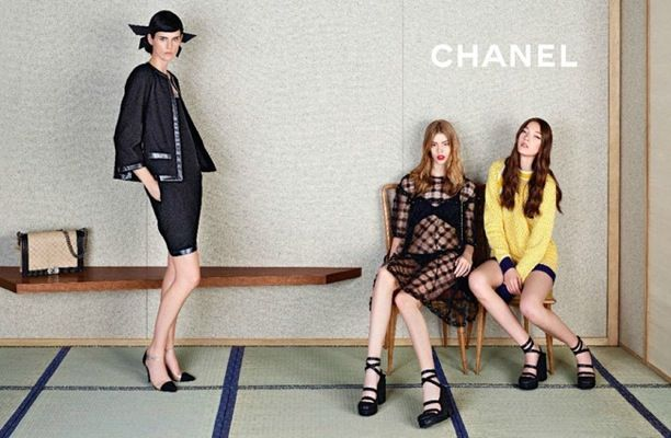 Chanel | S/S 2013 Campaign
