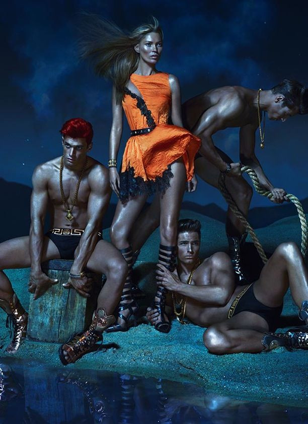 Versace | S/S 2013 Campaign