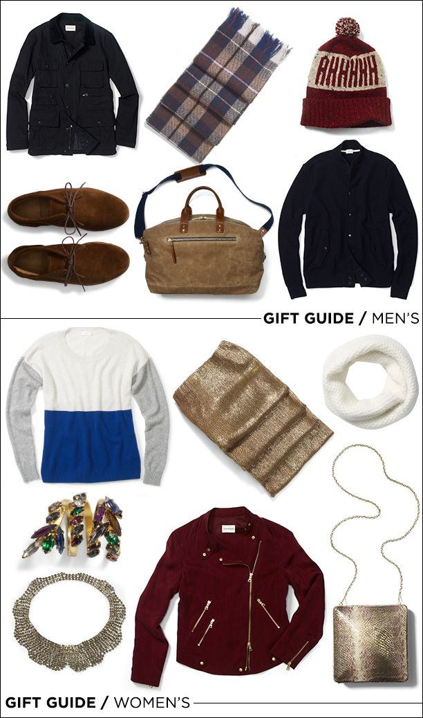 Club Monaco and Atlantic-Pacific: Holiday Gift Guide