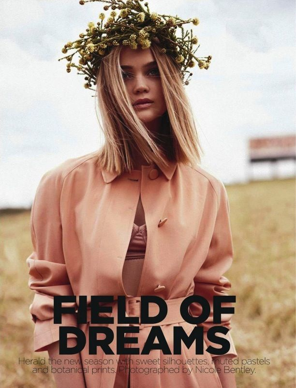Field of Dreams | Vogue Australia