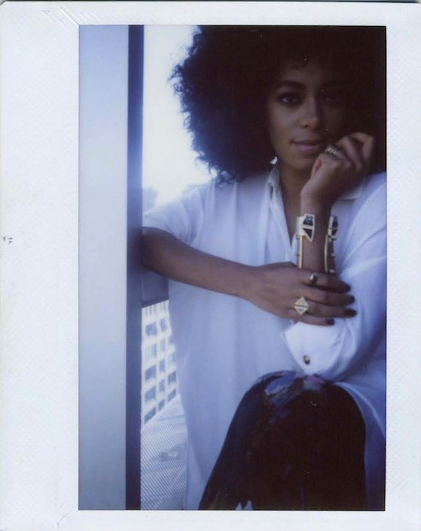 Check It Out: Lady Grey And Solange Knowles