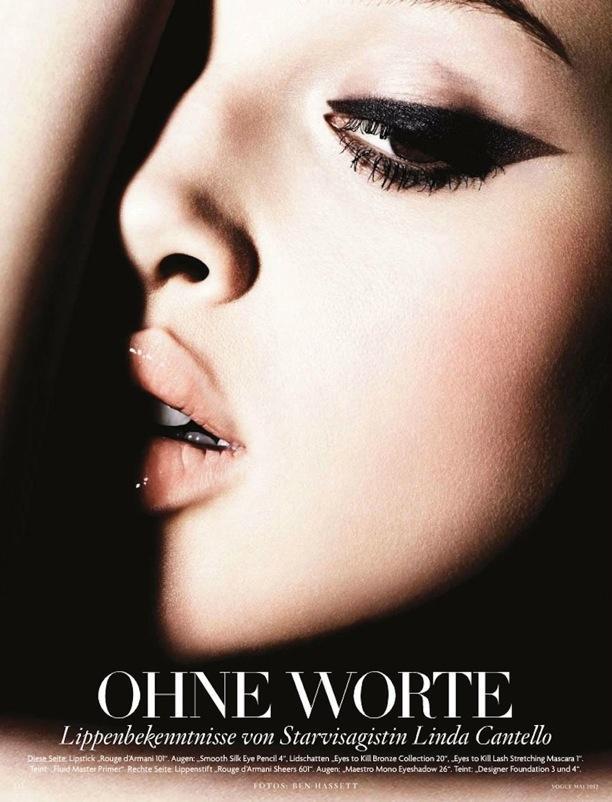 Ohne Worte | Vogue Germany