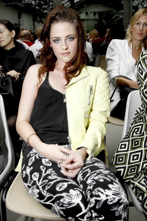 PFW Front Row: Balenciaga S/S 2013