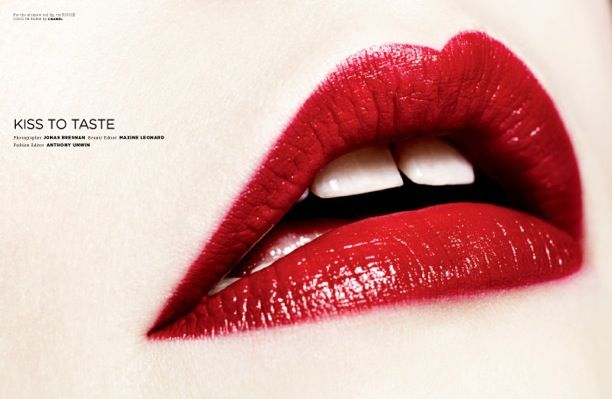 Kiss To Taste | Wonderland