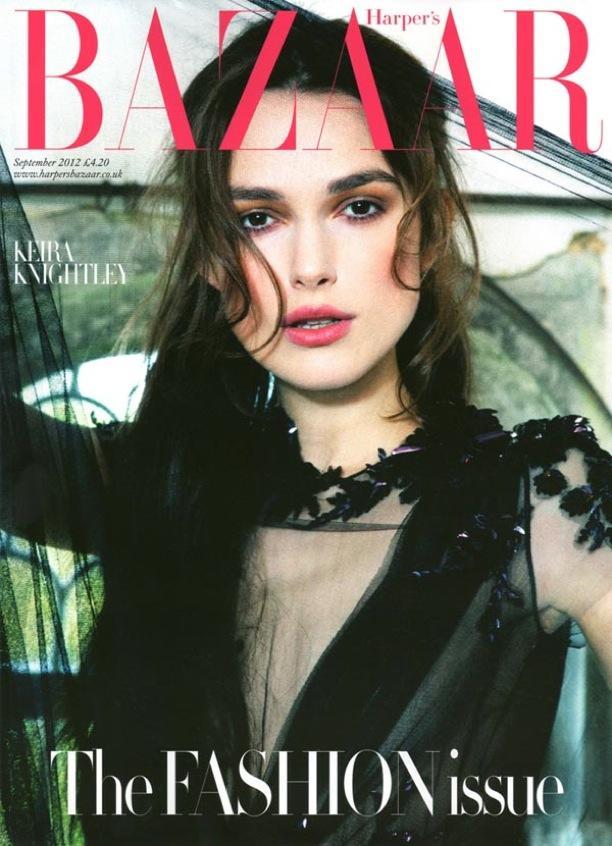 Keira Knightley | Harper's Bazaar UK