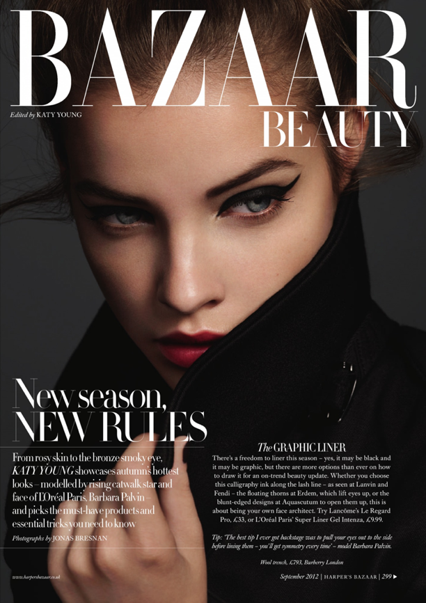 New Season, New Rules | Harper's Bazaar UK