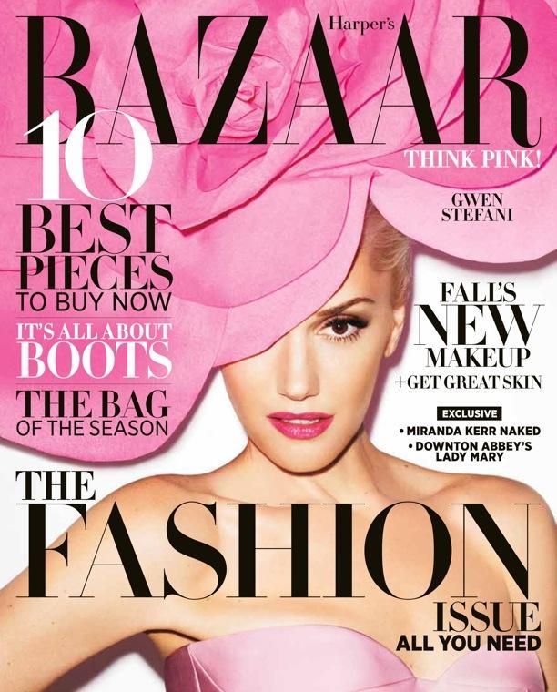 Gwen Stefani | Harper's Bazaar