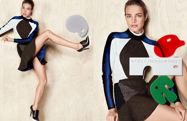 Stella McCartney Winter 12 Campaign