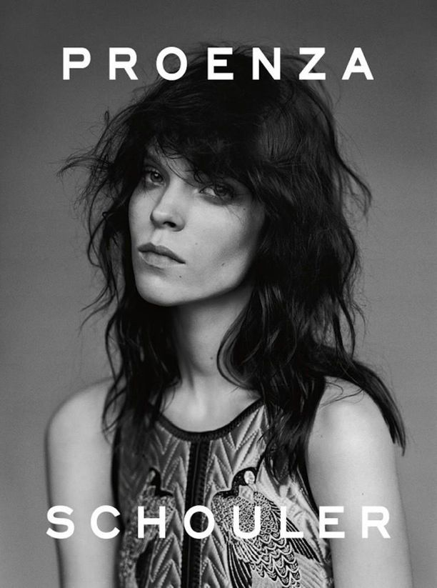 Proenza Schouler | FW 2012 Campaign