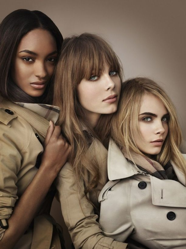 Burberry Beauty | FW 2012 Campaign