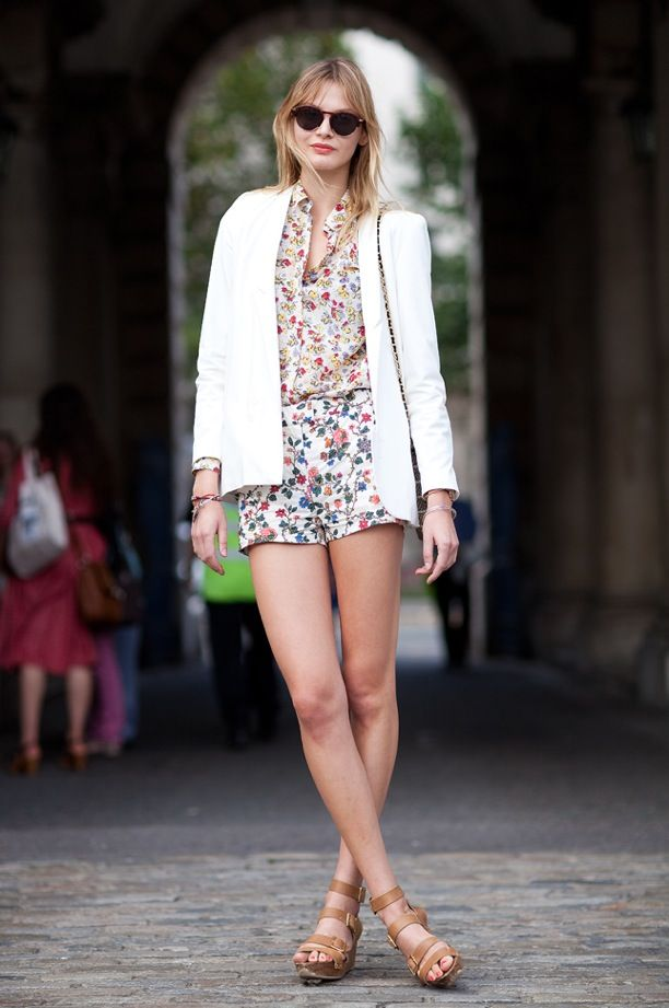 Street Style: Full On Floral