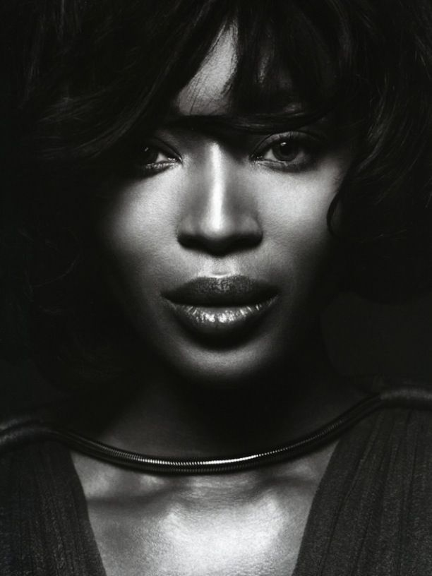 Naomi Campbell | Anitdote