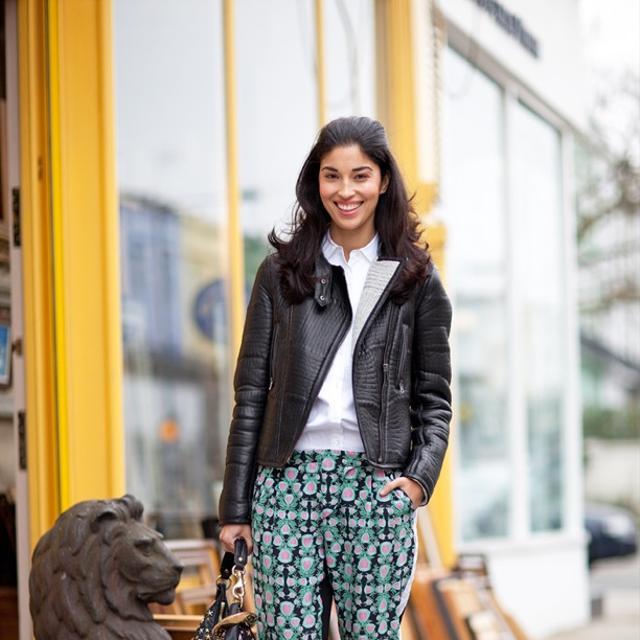 Caroline Issa | Jimmy Choo '24:7 Stylemakers'