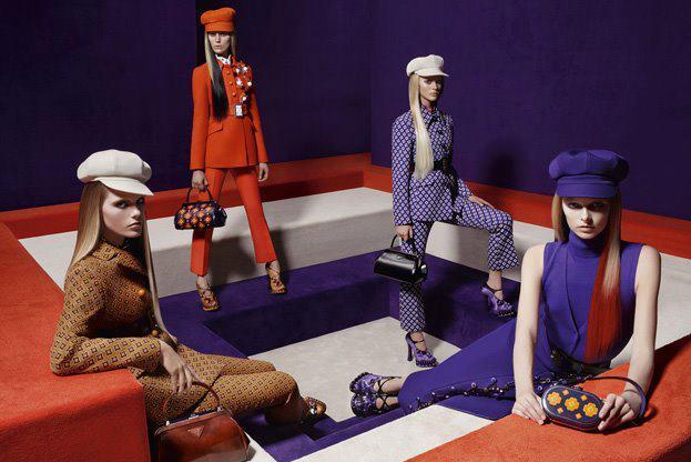 Prada | FW 2012 Campaign