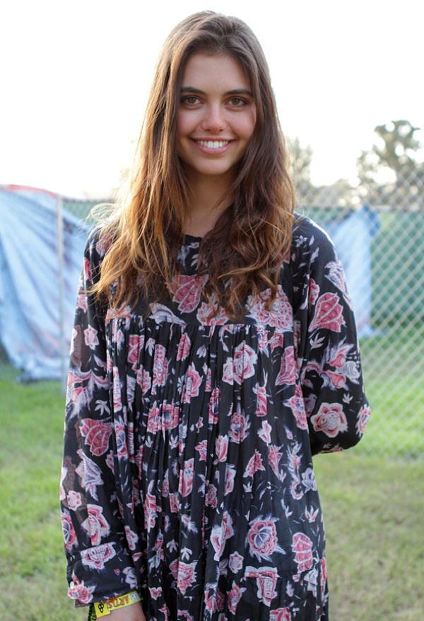 Street Style: Festival Floral