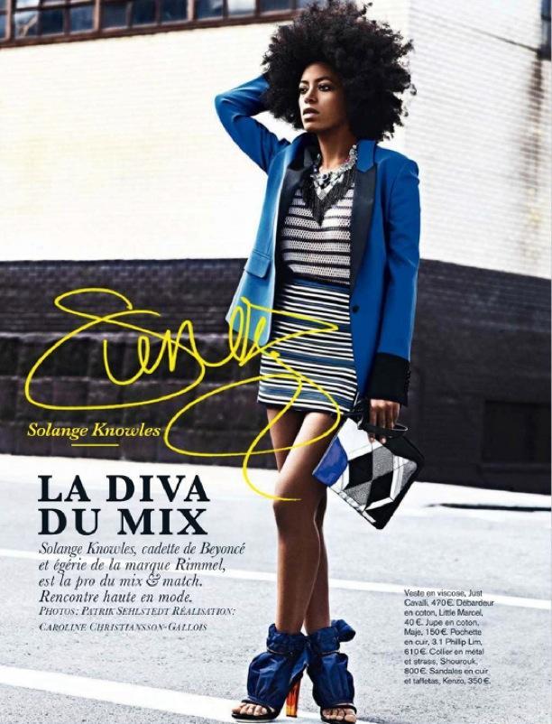 La Diva Du Mix   Glamour Paris