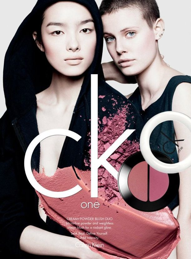 CK One Beauty | Spring 2012