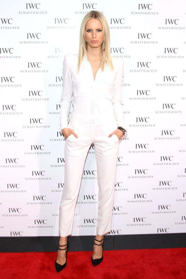 Look of the Day: White Out