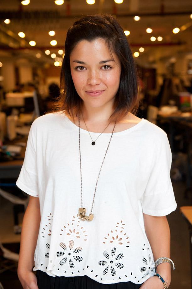 Fashion Office With The Coveteur: Lauren Bucquet