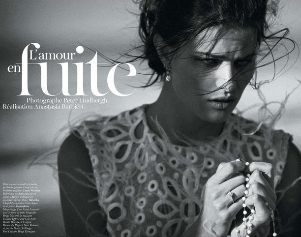 L'Amour En Fuite | Vogue Paris
