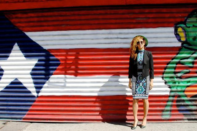 Beyoncé in Torn by Ronny Kobo