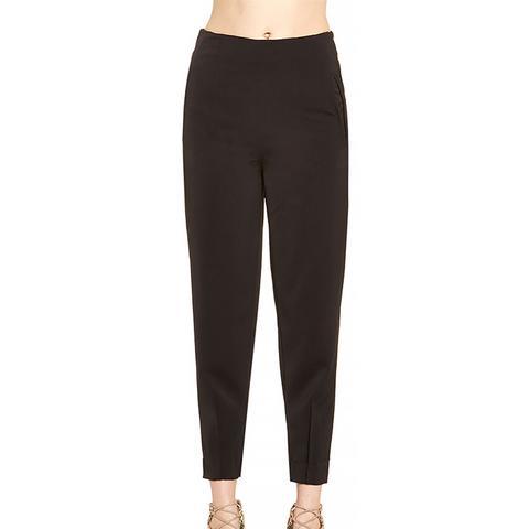 High Waist Cropped Pants