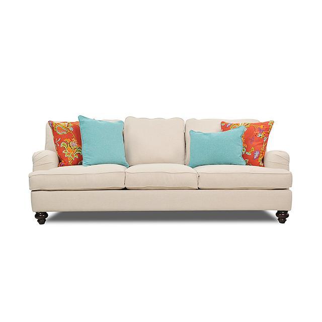 Living Spaces Carmel Sofa