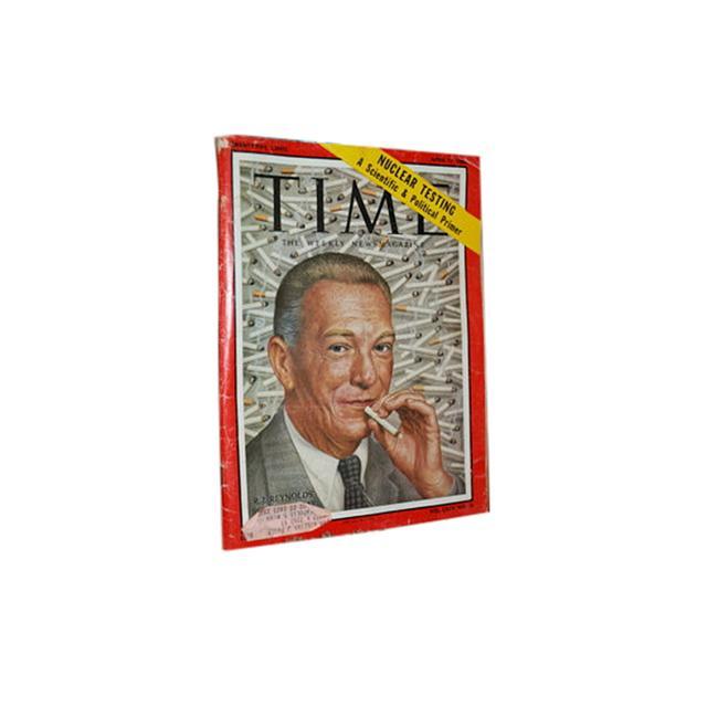 Compilation 1960 Time Magazine