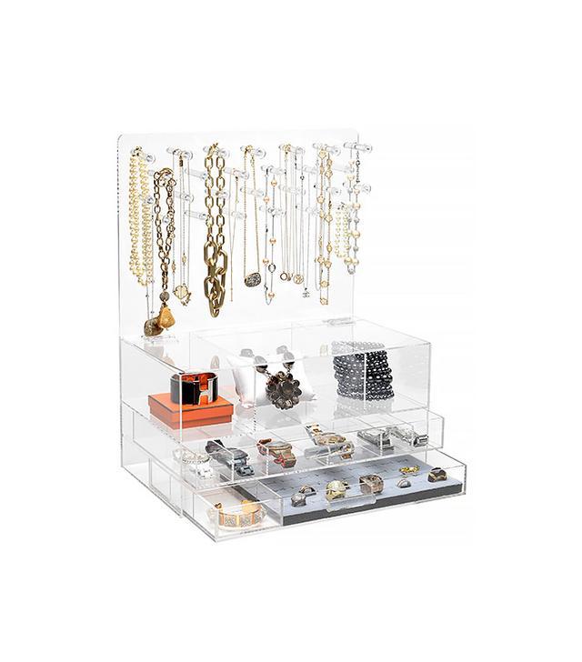 GLAMluxe Jewellery Organiser