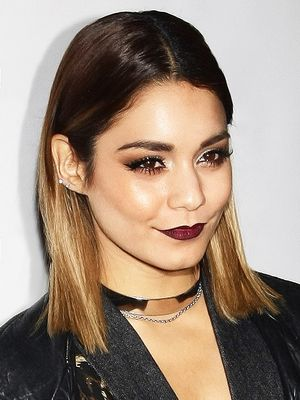 Vanessa Hudgens Goes Goth and Looks Gorgeous (Plus, More Celeb Beauty!)