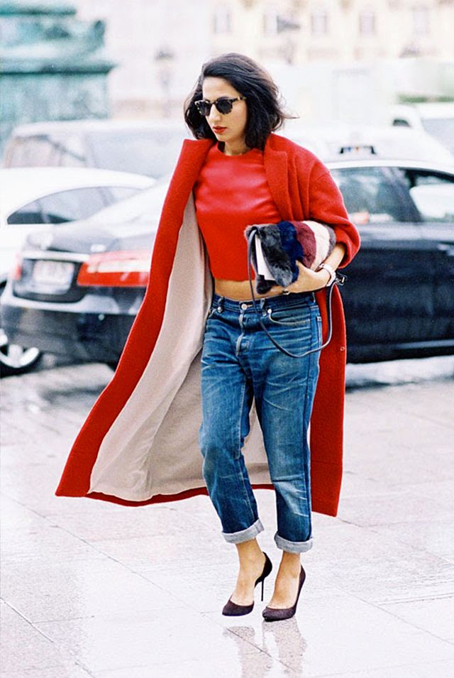 How to Master the Oversized Outerwear Trend (Without Looking Bulky ...