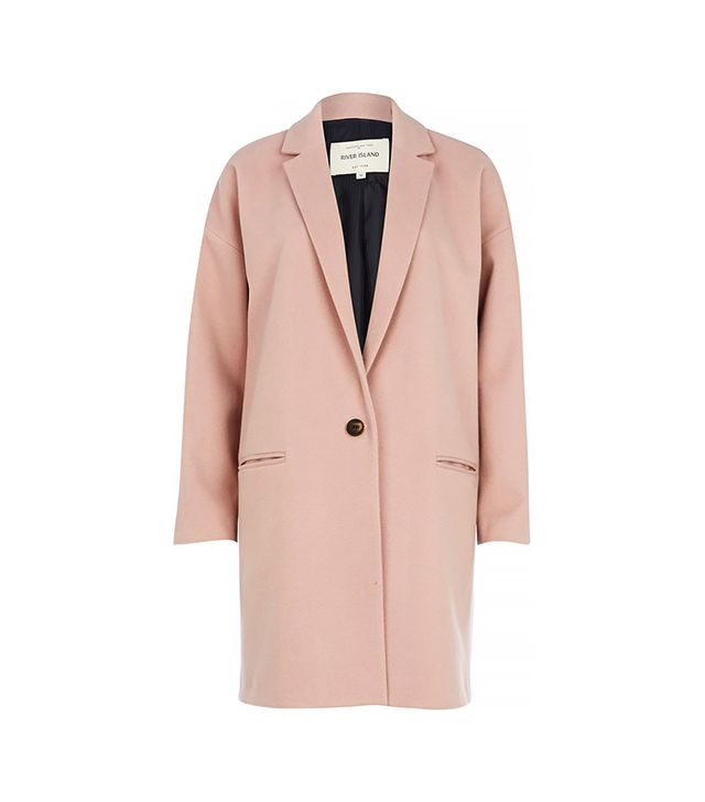 River Island Oversized Coat