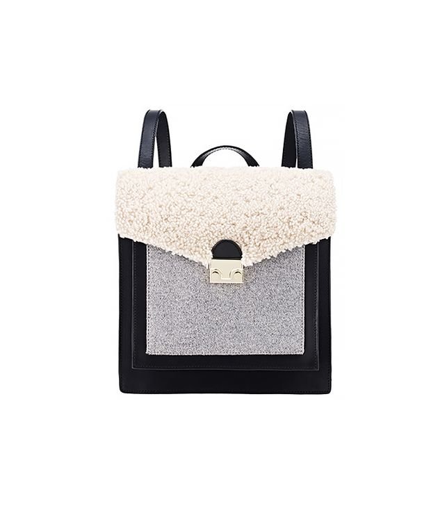Loeffler Randall Lock Backpack