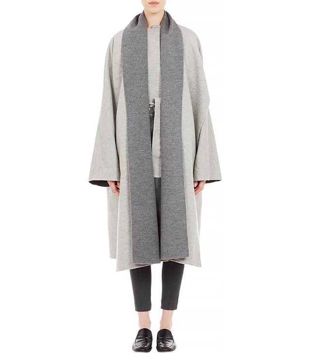 The Row Shawl-Collar Arnet Coat