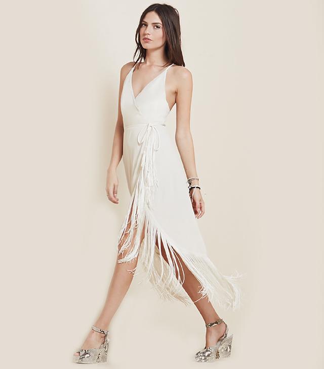 Reformation Henna Dress