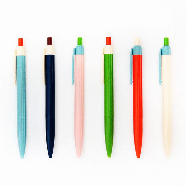 Poketo Colorblock Pen
