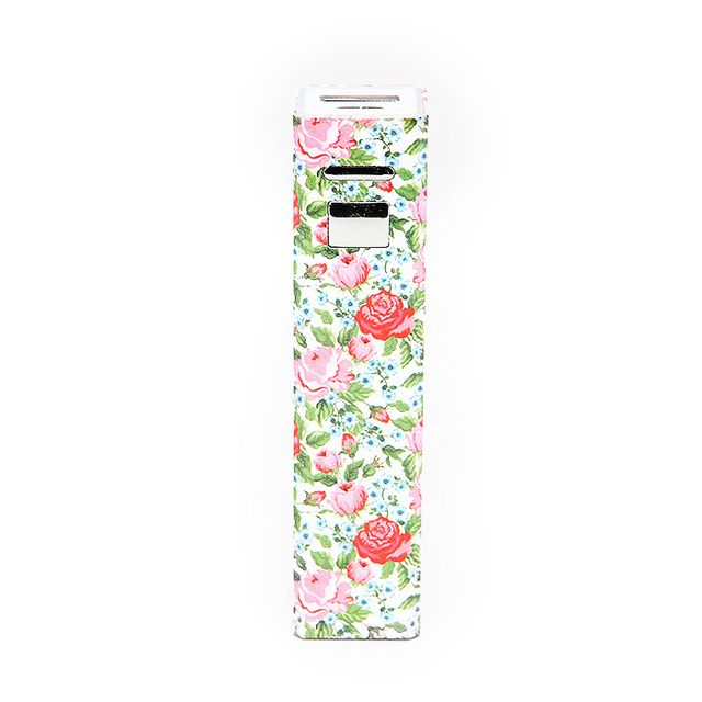 Urban Outfitters Printed Portable Phone Charger